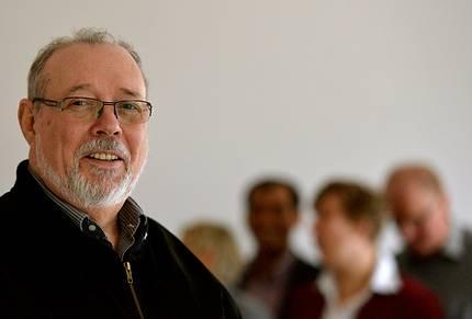 Diakon im Ruhestand Bernhard Lüke