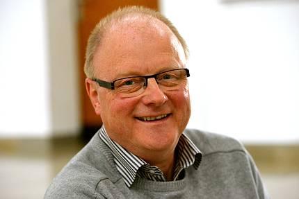Pastoralreferent im Ruhestand Hermann Stukenbrock