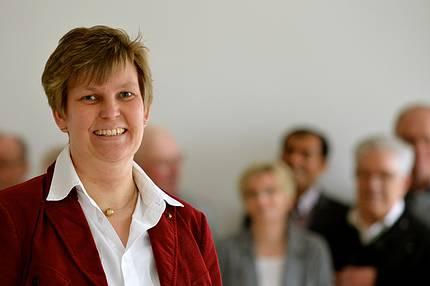 Pastoralreferentin Lucia Broeckmann