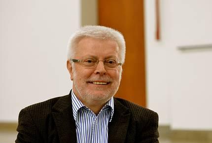 Pfarrer Gerhard Dauwen, im Ruhestand